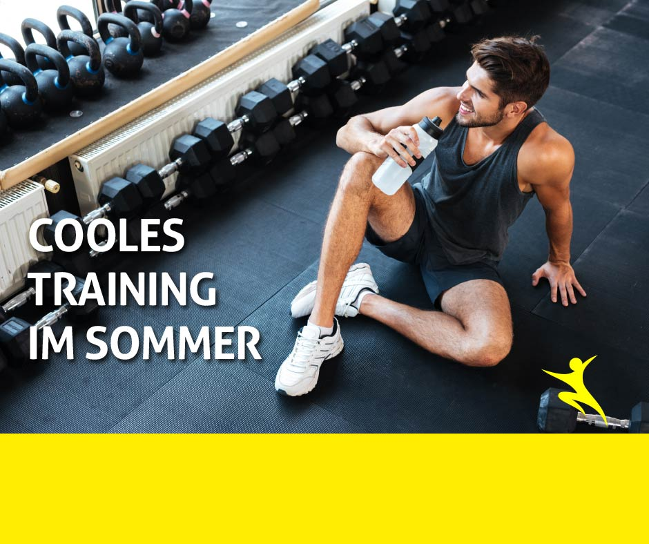 Cooles Training im Sommer